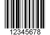 CODE 2of5 Barcode