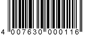 BE THE CODER > Barcodes > Barcode4j Examples > Barcode EAN 13